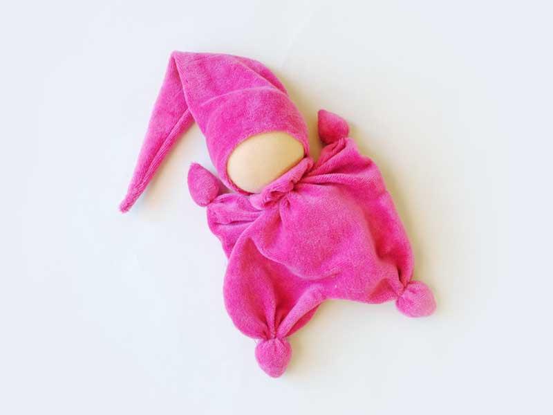 вальдорфовская узелковая кукла