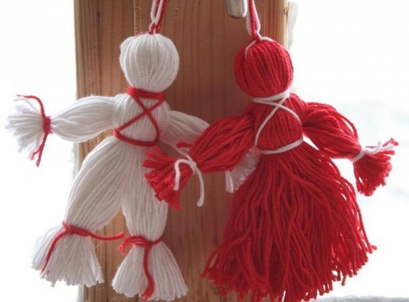 нитчатые куклы