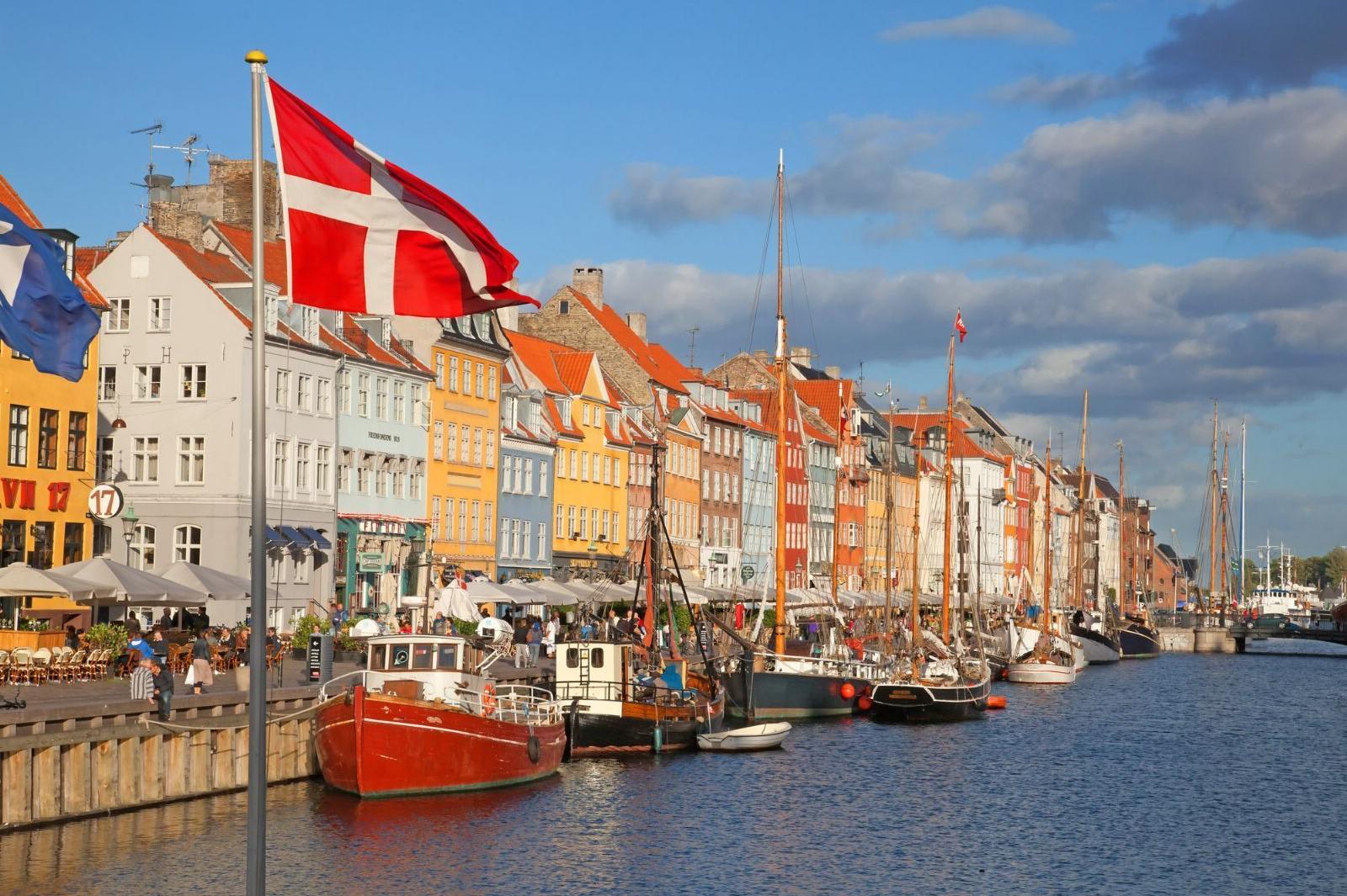Дания картинки фото города, доброго